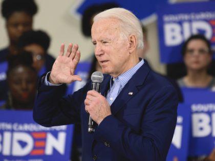 Joe Biden Sumter (Jim Watson / AFP / Getty)