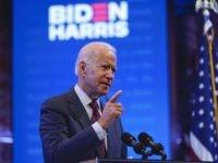 Joe Biden Blasts Amy Coney Barrett for Criticizing Supreme Court's Obamacare Ruling