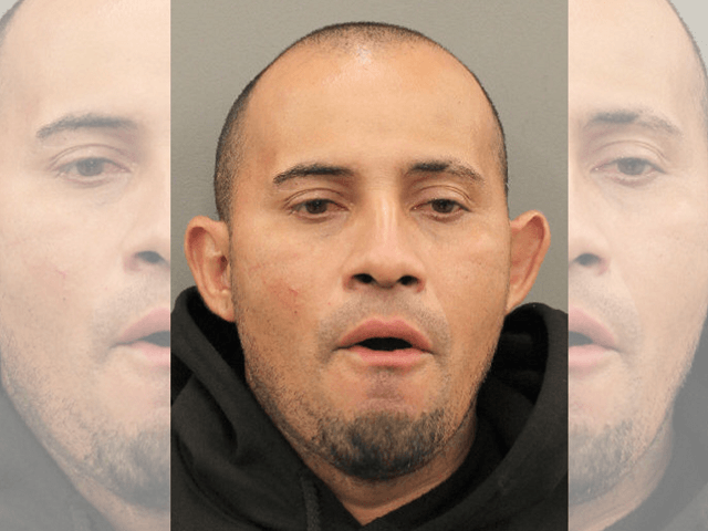 Jose Martinez-Lopez is charged in Harris County, Texas, with Continuous Sexual Abuse of a Child and Aggravated Assault Causing Serious Bodily Injury. (Photo: Houston Police Department)