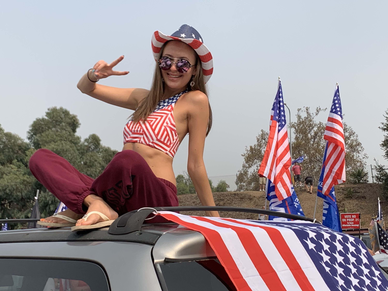 L.A. Rally 5 (Joel Pollak / Breitbart News)