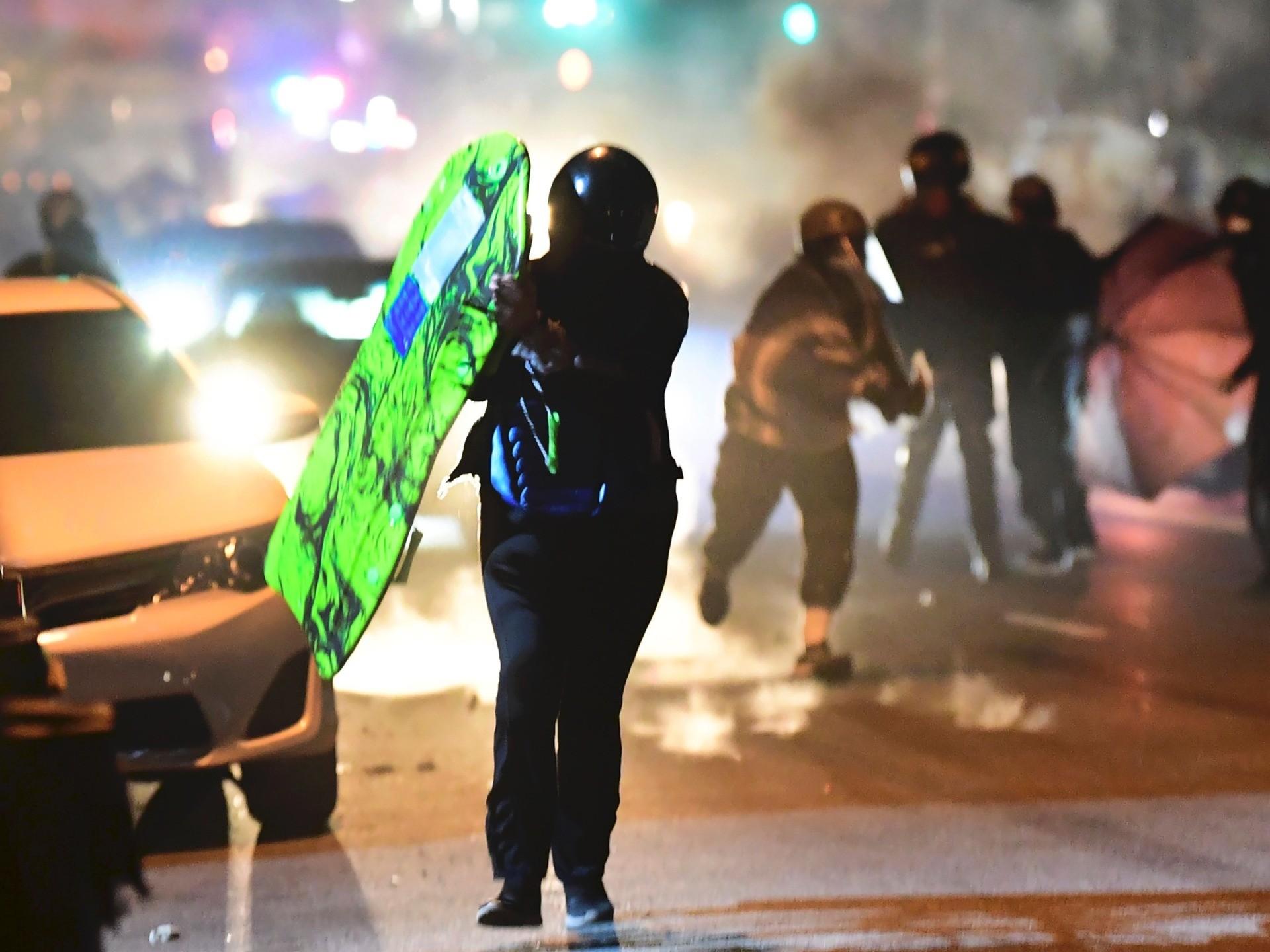 LASD (Frederic J. Brown / AFP / Getty)