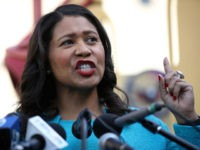 San Francisco Mayor London Breed Attended Birthday Party at French Laundry