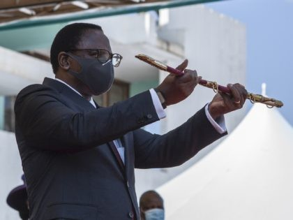 Malawi president (Amos Gumulira / AFP / Getty)