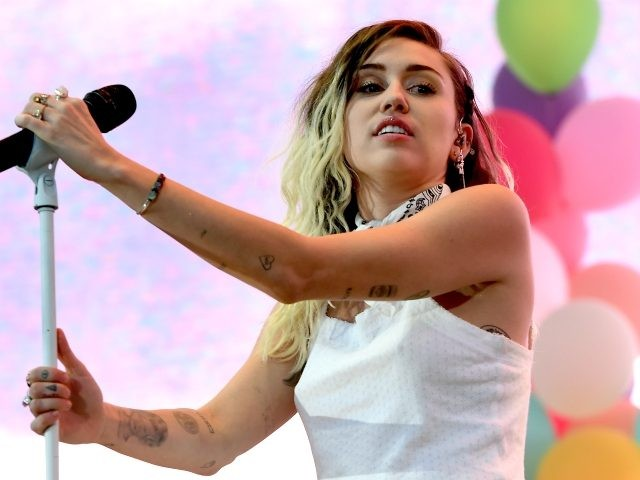 Miley Cyrus Says Her NBC Pride Concert 'Feels Like a Peaceful Protest'