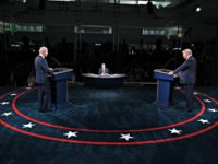 Trump-Biden Debate Ratings Drop from 2016 Opener