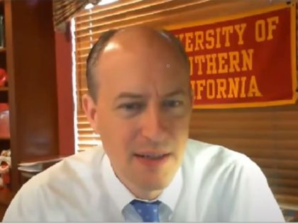 Prof Greg Patton USC