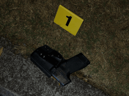 Portland riots gun (Portland Police Bureau)