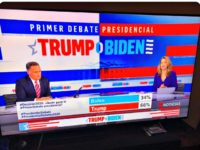 Spanish-Language TV Viewers Say Donald Trump Beat Joe Biden