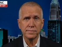 Tillis Rips Senate Dems for Not Meeting with ACB — 'They're Going to Make a Circus'