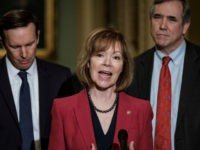 Minnesota Democrat Tina Smith: 'I'm the Only Senator to Have Worked at Planned Parenthood'