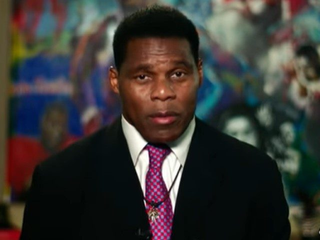 Herschel Walker on 2022 Senate Run: 'We're Still Going Through This Process of Praying and Really Considering It'
