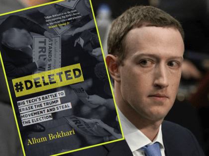 #DELETED: 'Outspoken Trump Antagonists' Led Facebook 'Misinformation' Efforts