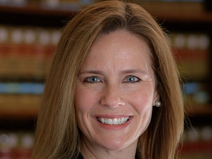 Judge Amy Coney Barrett (Photo courtesy of the University of Notre Dame)