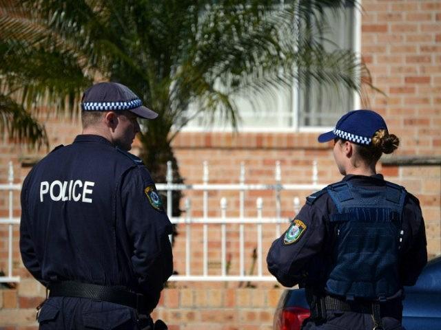 Australian police officers