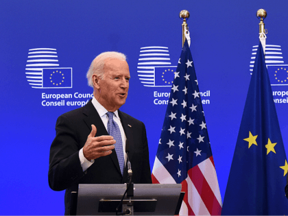 'Anti-British' Joe Biden Interferes in Brexit Talks, Takes EU's Side