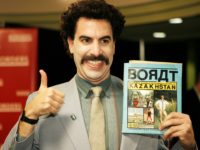 'Borat' Sequel to Be Released by Amazon Before U.S. Election