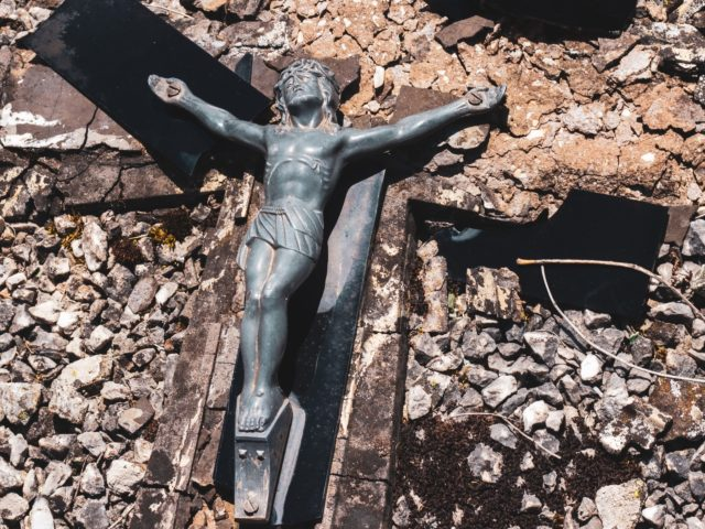 """Turkish authorities razed to the ground the historic St. Georgios Christian church late Wednesday, an iconic structure known as the """"Hagia Sophia of Bursa."""""""