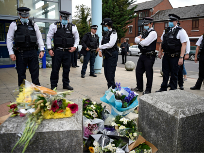 Report: London Cop Killer Was 'Known to Counter-Terrorism Police'