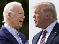Nolte: Trump Up 48% to 47% over Biden as National Polls Tighten