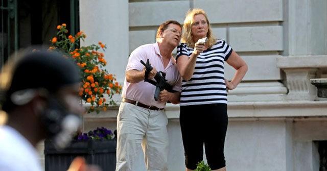 Armed St. Louis Couple Pleads Guilty, Forfeit Guns