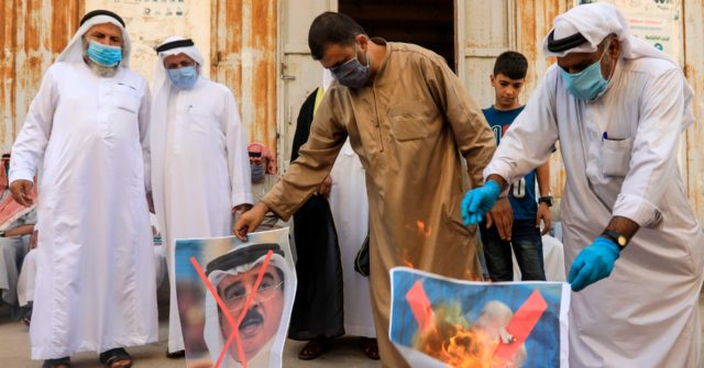 Palestinians Slam Israel-Bahrain Deal as Yet Another 'Stab in the Back' - RapidAPI