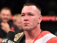 WATCH: Trump Calls to Congratulate Colby Covington During Post-Fight Interview