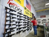 Report: Gun Sales Surge 80 Percent in Seven Swing States