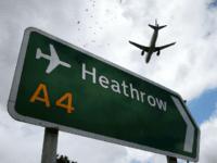 British Government Bodyguard Leaves Gun on Plane