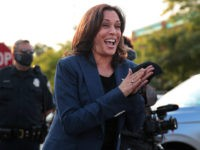 Watch: Kamala Harris Bizarrely Laughs Off Question About Socialist Agenda