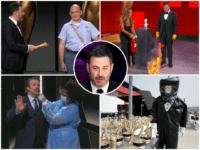Nolte: Ratings Poison Jimmy Kimmel Drives Emmys to All-Time Ratings Low