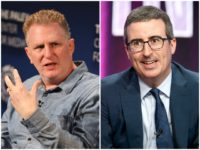 Michael Rapaport Tells HBO Host John Oliver to 'Shut the F**k Up'