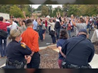 Idaho Police Arrest 3 While Singing Hymns Outside–Defying Mask Mandate