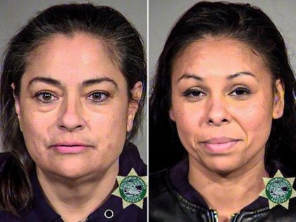 Portland arrestees