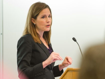 Amy Coney Barrett: Gun Rights Too Important to Be Taken Lightly