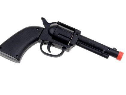 Plastic toy western revolver