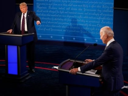 ***Live Updates*** Debate Night: Donald Trump Vs. 'Sleepy Joe' Biden