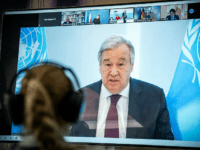 U.N. Chief Guterres Plans to Save the World from Climate Apocalypse