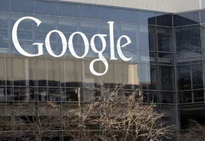 This Thursday, Jan. 3, 2013, file photo shows Google's headquarters in Mountain View, Calif. As the Trump administration moves toward antitrust action against search giant Google, it's campaigning to enlist support from sympathetic state attorneys general across the country. And President Donald Trump is pushing his campaign against Big Tech …