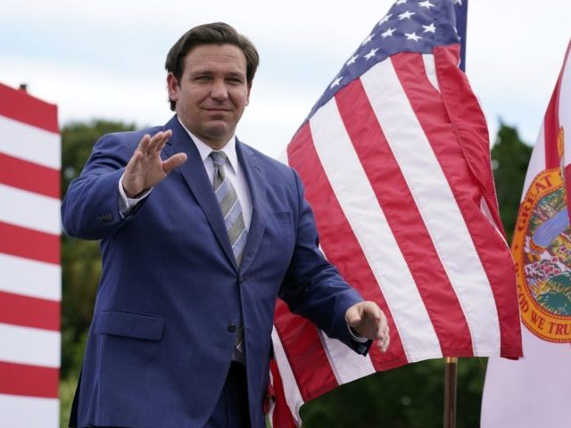 Establishment Media Attacks Ron DeSantis for Staff Complaints