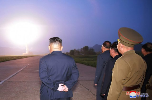 USA warns N.Korea still pushing missile development