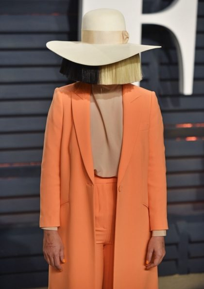 Sia releases 'Courage to Change' from her film 'Music'
