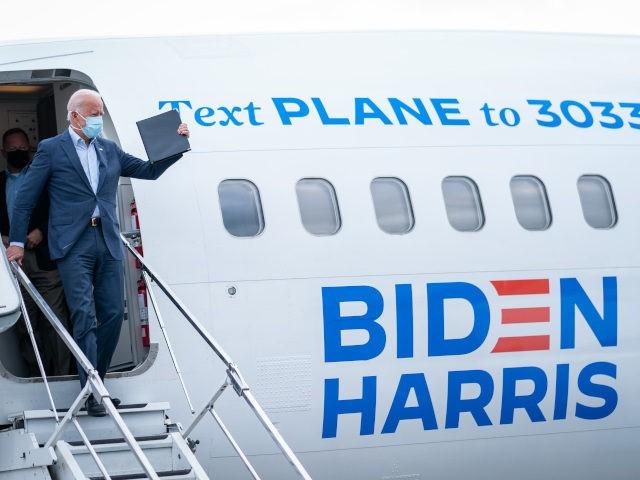 Joe Biden Visit to United Association Local 27 - Erie, PA - October 10, 2020