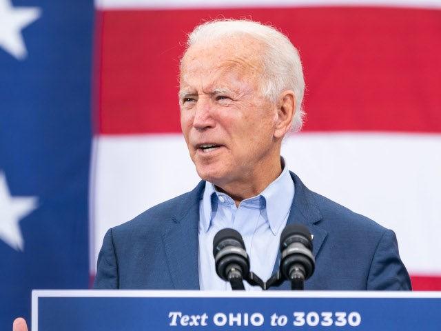 Joe Biden Visit to UAW Local 14 - Toledo, OH - October 12, 2020