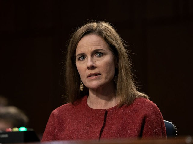 Pennsylvania Elections Board Seeks Justice Amy Coney Barrett's Recusal in Voting Case