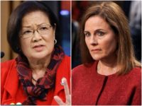 Mazie Hirono Asks Amy Coney Barrett if She Is a Sexual Assailant