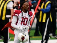 DeAndre Hopkins Explains Why He Flipped Off Trump Supporters