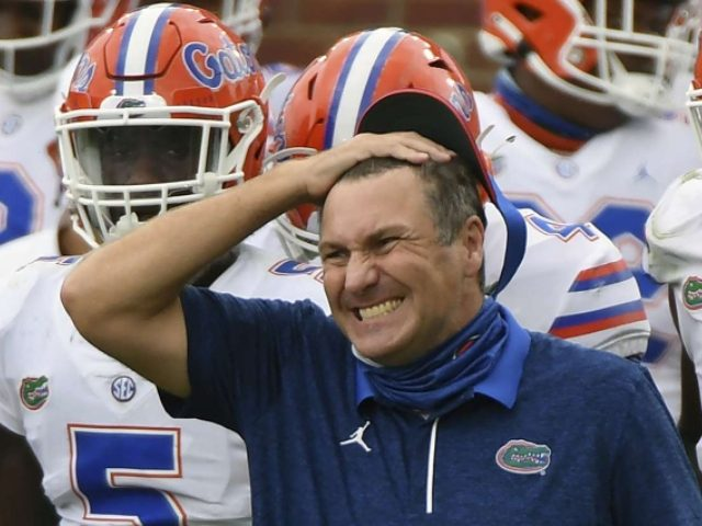 Mullen apologizes, awaits word on COVID-19 tests, LSU game