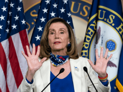 Pelosi Predicts Democrats Take White House, Both Chambers of Congress — 'We Will Increase Our Numbers in the House'
