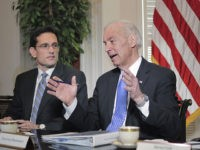 Joe Biden Sought 'Grand Bargain' to Reduce Deficit Through Cuts to Social Security