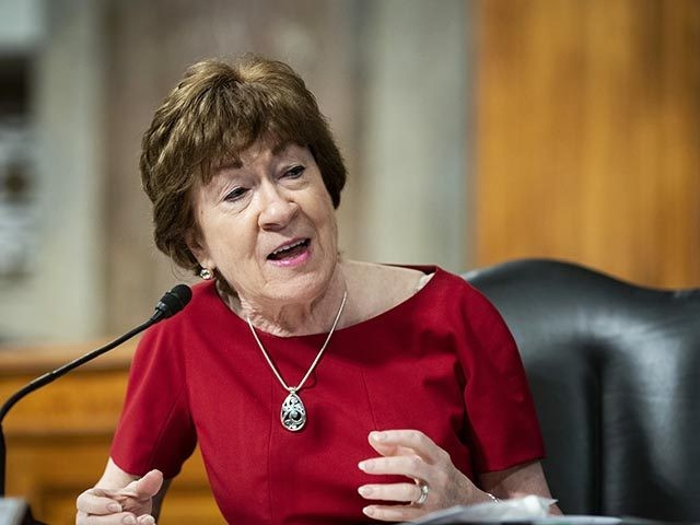 Trump Decries 'Nasty Rumor' that Susan Collins Wouldn't Support Barrett Nomination